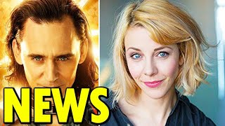 LADY LOKI CONFIRMED.... Disney+ LOKI Series HUGE LEAK