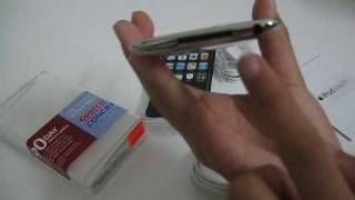 [Unboxing] iPod Touch 3rd Generation/2G (8GB)