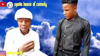 judgement throne  of a nigeria police officer homeoflafta comedy  spako house of comedy