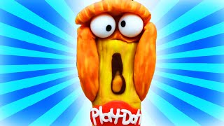Play Doh Videos | Start Your Year with Play-Doh! | Stop Motion | The Play-Doh Show