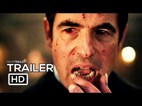None - BBC One's Dracula (2019) Trailer