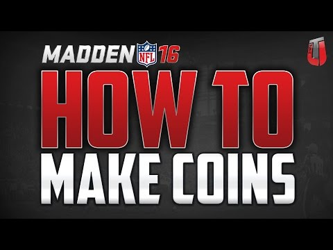 HOW TO MAKE COINS In MUT 16 With New Sets/Promos - Madden 16 Ultimate Team Coin Making Tips