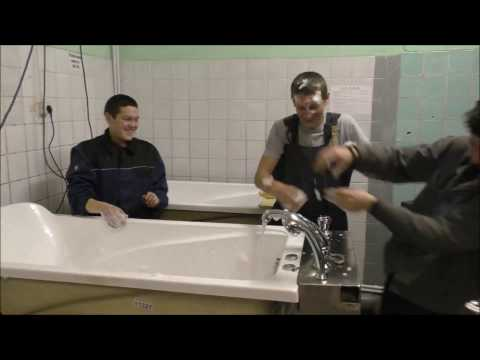 Монтажникам санитарно-технических систем и оборудования посвящается