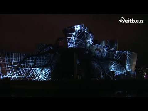 XX Aniversario Guggenheim Bilbao, Reflections