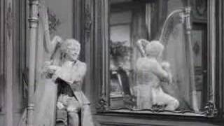 Harpo Marx playing classics
