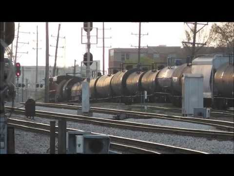 Railfanning the South Side of Chicago, April 2013; Various Locations and Dates