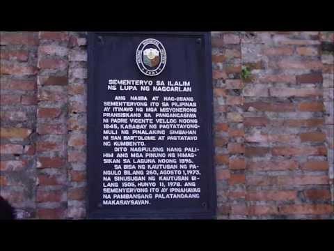 20150311 Nagcarlan Church & Underground Cemetery Nagcarlan, Laguna Philippines