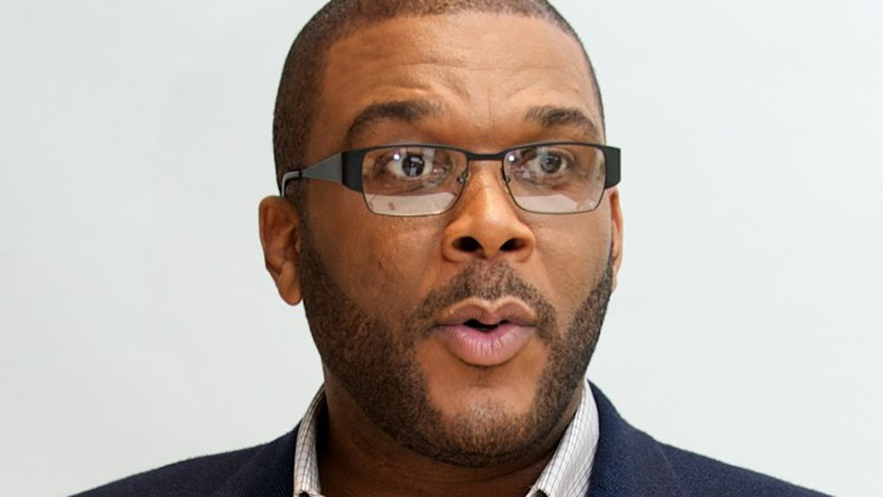 What does tyler perry look like
