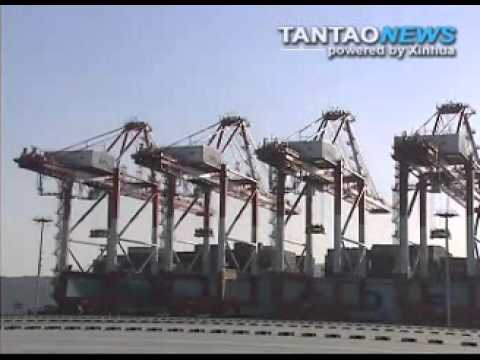 Shanghai Now Busiest Container Port