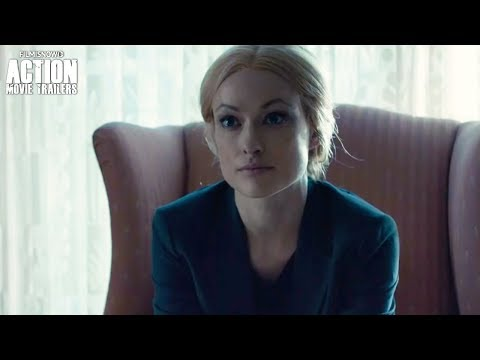 A VIGILIANTE (2019) Trailer | Olivia Wilde Crime Thriller Movie