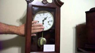 Howard Miller 620-132 Lancaster Westminster Chime Mantel Clock