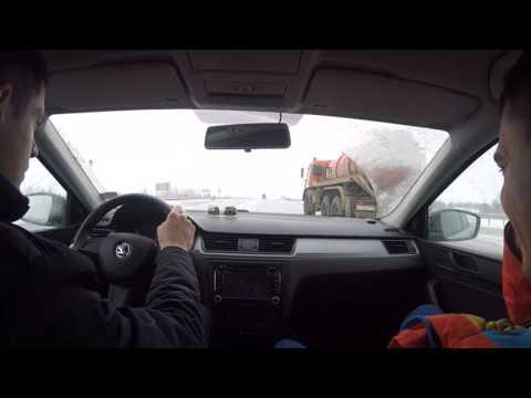 Поездка Пермь-Челябинск