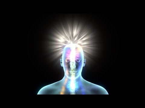 Sahaja Yoga Kundalini Awakening animation close up version