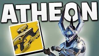 Destiny - ATHEON CHALLENGE PvP !!