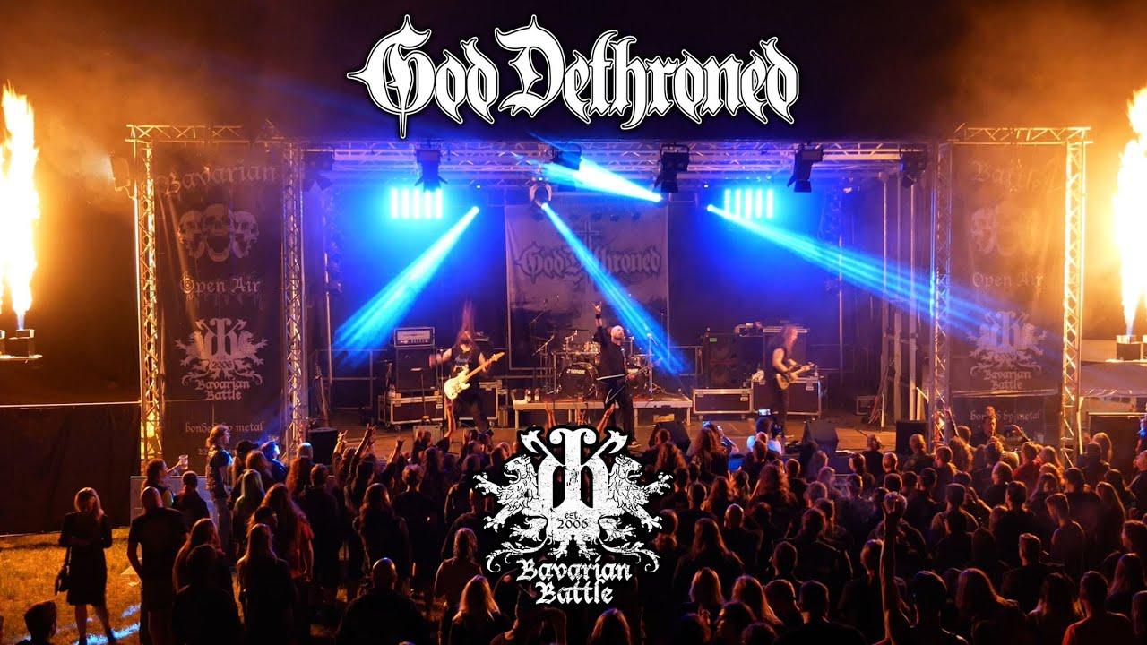 God Dethroned - Live at BBOA 2018