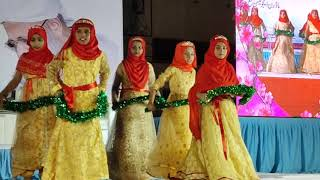 8th Annual day function  Taibah cocept high school