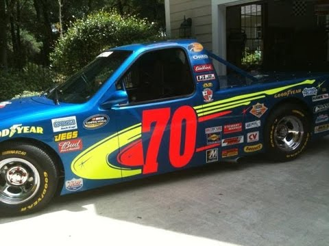 Nascar Whelen Car For Sale
