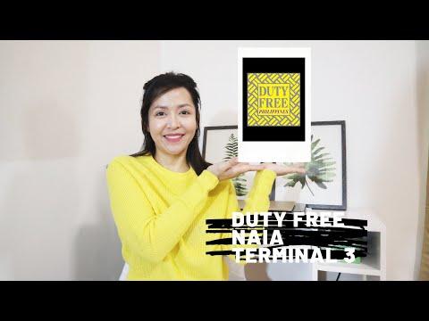 NEW DUTY FREE SHOP PHILIPPINES (NAIA TERMINAL 3)