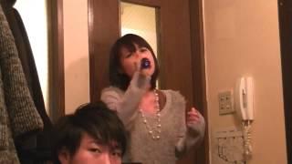 2014年12月14日やましべライブ打ち上げ 代官山カラオケボックスにて カ...