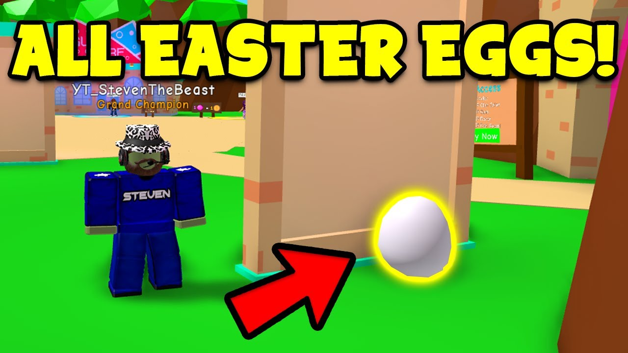 Roblox Bubble Gum Simulator Pixie How To Get All Easter Eggs In Bubble Gum Simulator Bubble Gum Simulator Update 47 Easter Update