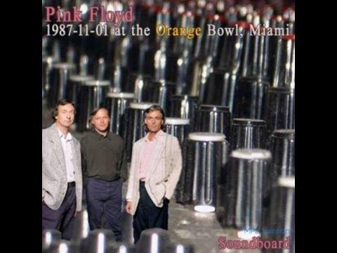 Pink Floyd-Miami 1987 Soundboard FULL SHOW
