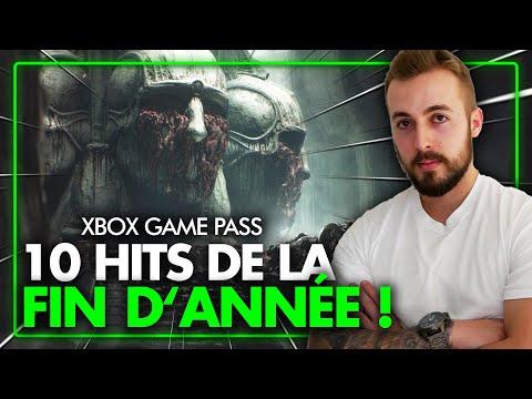 Xbox Game Pass : Découvrez 10 HITS qui arrivent pour la fin d'année 2021 ! 💚
