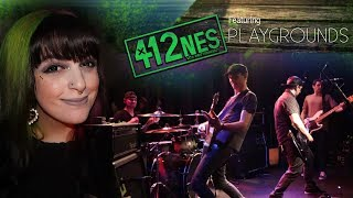 412nes: Playgrounds