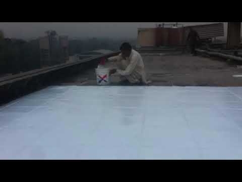Pakistan's No 1 water seal waterproof & heat control rubber paint isothane, www.samz.com.pk