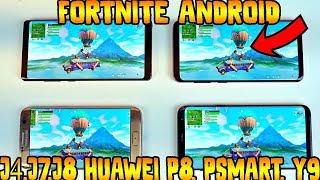 ya funciona fortnite android en j4 j7 j8 huawei p8 psmart y9 y muchos mas - fortnite android huawei p smart
