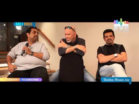 Shankar Ehsaan Loy on the making of Slow Motion Angreza Exclusive only on MTunes HD