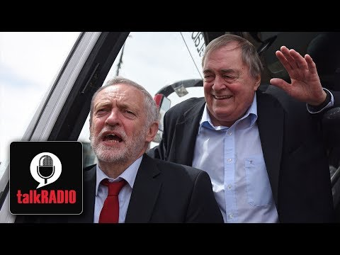 "John Prescott: ""Labour Party racist? Absolute bloody nonsense"" 