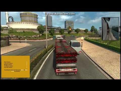 تحميل لعبة euro truck simulator كاملة