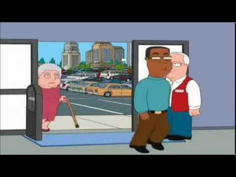 RANDOM VIDEO:Go fuck yourself 'Family Guy' (Fox Broadcasting Company)