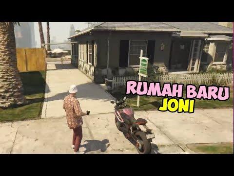 AKHIRNYA JONI PUNYA RUMAH BARU - GTA V Roleplay
