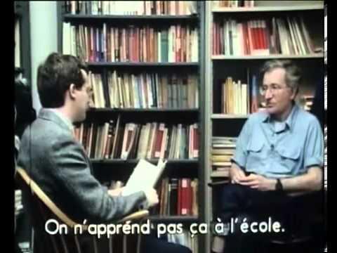 Noam Chomsky   La Fabrication du Consentement partie 2) avi