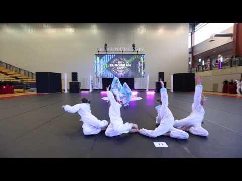 Dance Studio Extra   Contemporary Small Team Juniors   European Cup 2017