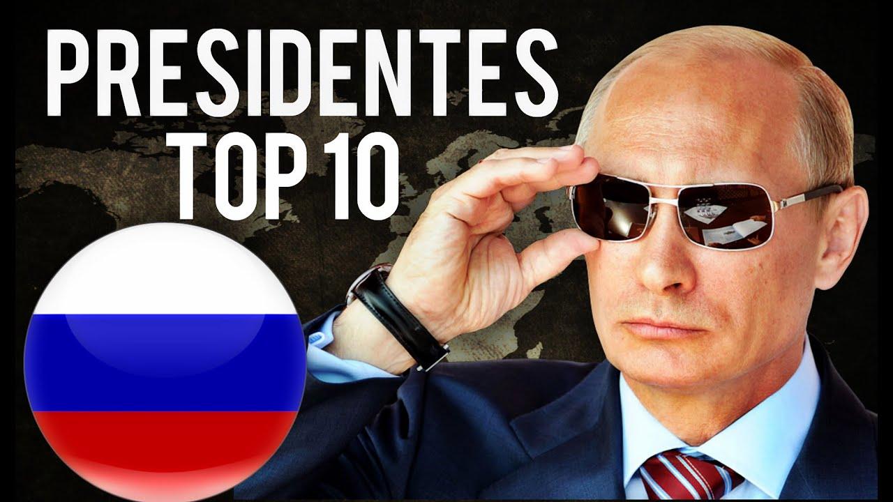 LOS 10 PRESIDENTES MAS PODEROSOS DEL MUNDO