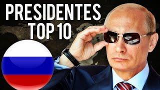 Download lagu LOS 10 PRESIDENTES MAS PODEROSOS DEL MUNDO MP3