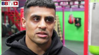 Artif Ali explains why he cannot take on Mikey Gomez in June