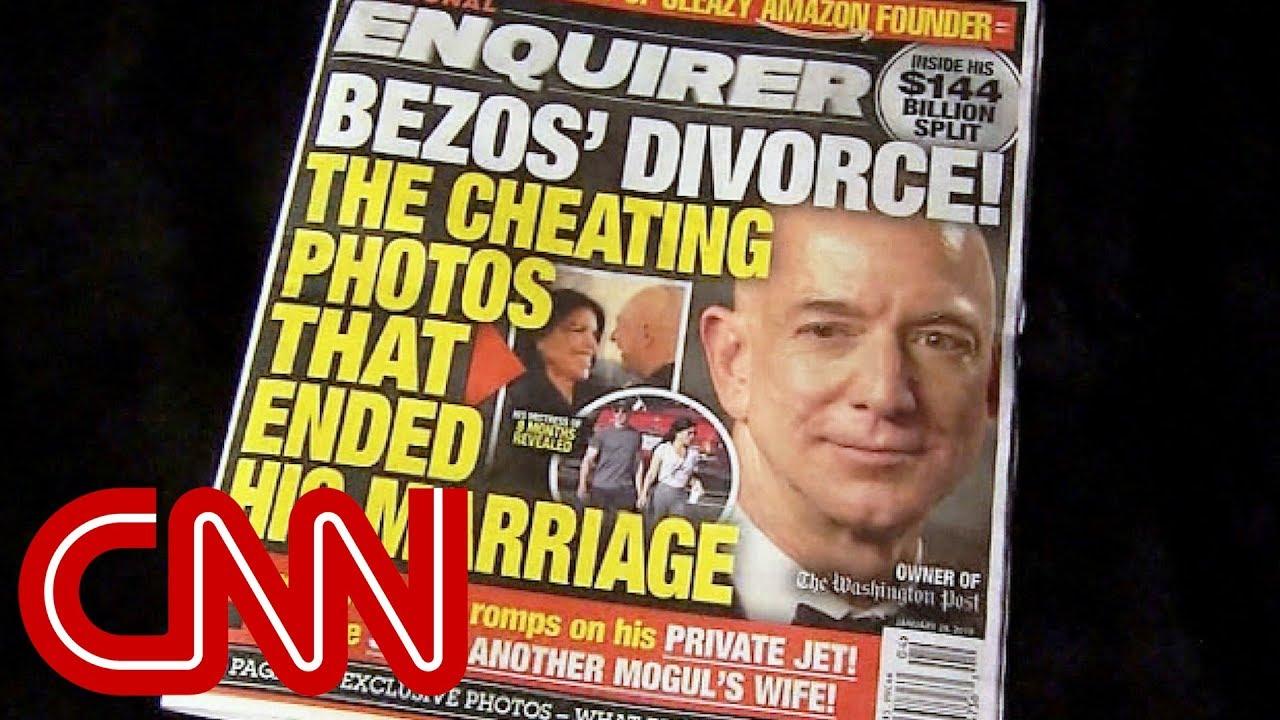 Opinion: Jeff Bezos' bad billionaire example - CNN