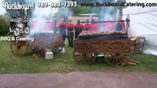 Weddings And Special Events Buckboard Bbq Catering |