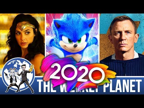Most Anticipated Movies 2020 - The Weekly Planet Podcast