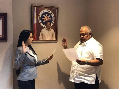 Mocha Uson appointed as Presidential Communications assistant secretary