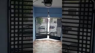Puerta Abatible automática