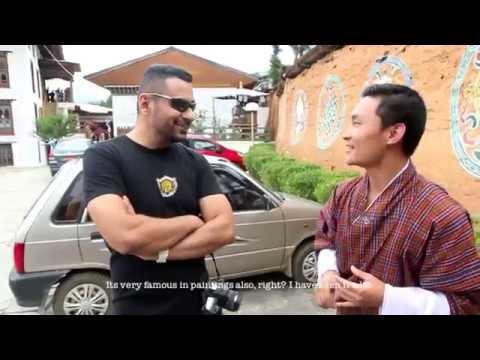 Bhutan Backpacking Travel: Land of Thunder Dragon