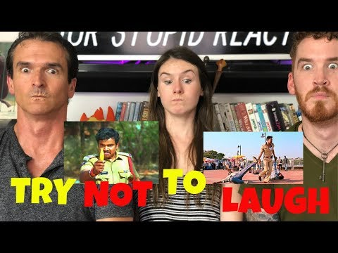 TRY NOT TO LAUGH CHALLENGE | Indian Action Movies Scenes