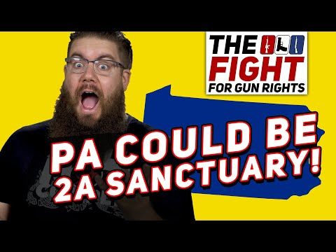 Is PA Another 2A Sanctuary State?? - Fight for Gun Rights!
