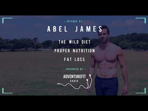 Abel James On The Wild Diet, Proper Nutrition & Fat Loss