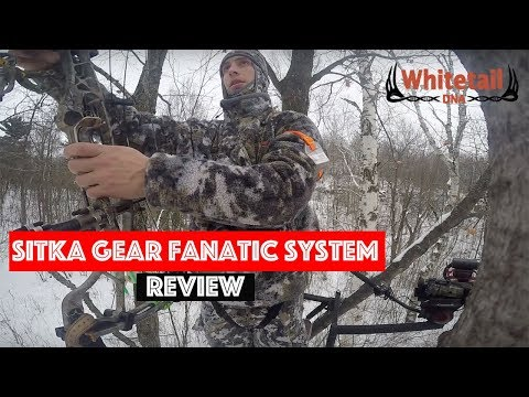 2018 Vlog #4: Sitka Gear Fanatic System Review