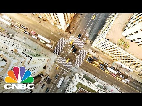 Donald Trump Traffic Jam In Midtown Manhattan   Squawk Box   CNBC